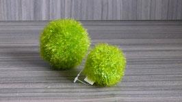 Dekokugel 8cm Allium grün