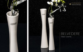 Vase Belvedere creme