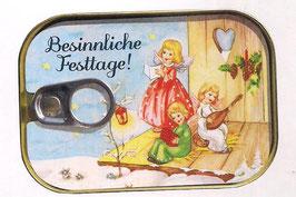 Besinnliche Festtage - Dosenpost 0202
