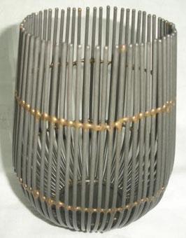 Teelicht Wire-Stricks