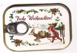 Frohe Weihnachten - Dosenpost 0201