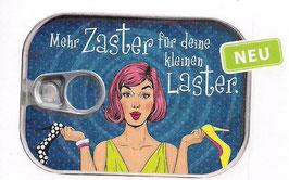 Mehr Zaster/Frau - Dosenpost 0167