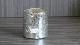 Teelichthalter Glas beschichtet 1-SSV