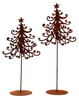 Curly Christbaum 30 cm