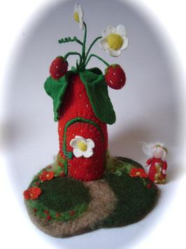 Erdbeerhaus Filz