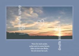 Trauerkarte 21731