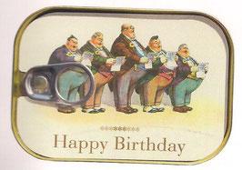 Happy Birthday - Dosenpost 0144
