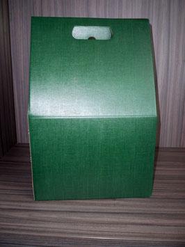 Präsentkarton grün 155