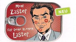 Mehr Zaster/Mannt - Dosenpost 0169