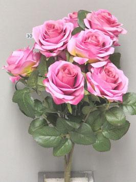 Rosenstrauß pink