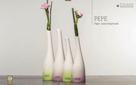 Vase Pepe farbverlauf