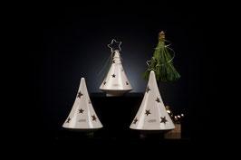 Teelicht Xmas Baum Carone