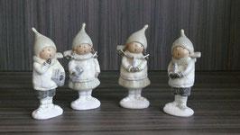 Santa Kids Lilian creme-silber mittel