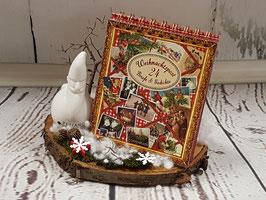 Präsent Santa Lucio dick 9 mit Adventskalender
