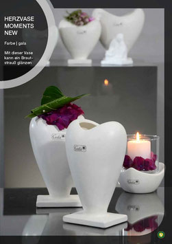 Herz-Vase Moments new - SSV