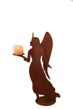 Engel mit kleiner Platte