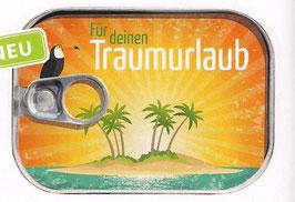 Traumurlaub - Dosenpost 0156