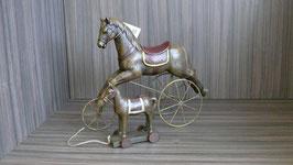 Pferd mit Räder
