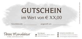Wert-Gutschein