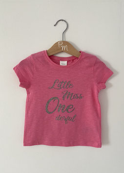 "Mädchenshirt ""Little Miss Onederful"""