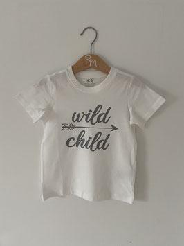 """Shirt """"wild one"""", Gr. 92"""