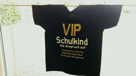 Shirt VIP schwarz/gold/weiß