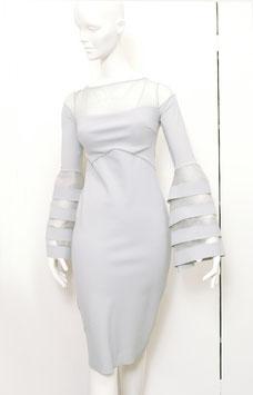 Kleid Chiara Boni in S, lichtgrau