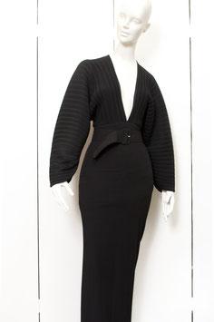 Kleid SOLACE Plissee Gr.XS/S