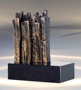 """Skulptur """"Gemeinsam sind wir stark"""""""