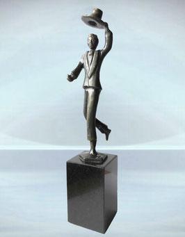 """Skulptur """"Chapeau"""""""