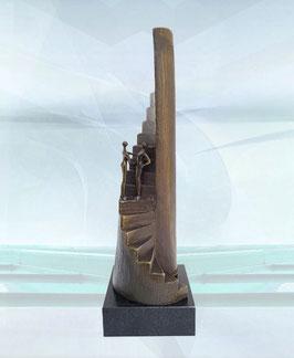 "Skulptur ""Erfolg - größere Ausführung"""