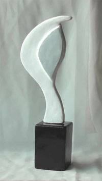 "Skulptur ""Glückwunsch"""