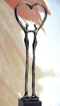 """Skulptur """"Alles Gute für die Zukunft"""""""