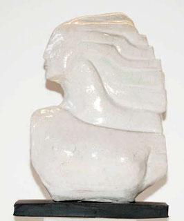 """Skulptur """"Jongejan - Büste groß"""""""