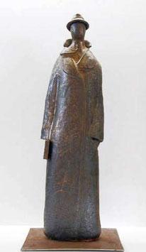 """Skulptur """"Geschäftsmann"""""""