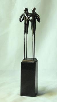 """Skulptur """"Höchste Qualität"""""""