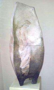 """Skulptur """"Die Büchse der Pandora"""""""