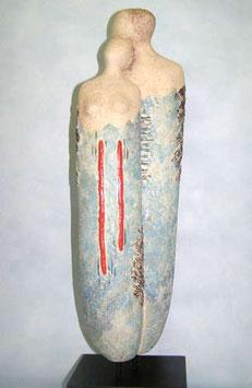 """Skulptur """"Liebespaar"""""""