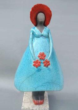 "Skulptur ""Maxien blau"""