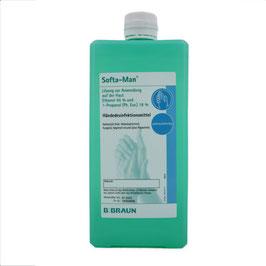 Softa-Man Händedesinfektion 1000 ml