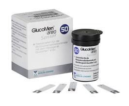 GlucoMen Areo Sensor - Blutzuckerteststreifen - 50St
