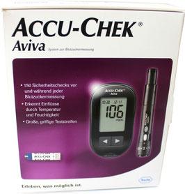 Accu-Chek Aviva Set mg/dl - Blutzuckermessgerät