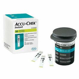 Accu-Chek Instant - Blutzuckerteststreifen - 50 St