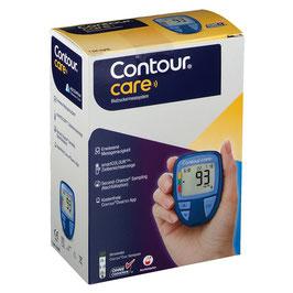 Contour© Care mg/dl Set - Blutzuckermessgerät