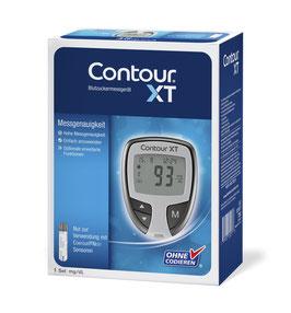 Testgerät - Contour XT Set mg/dl - Blutzuckermessgerät