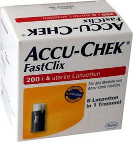 Accu-Chek FastClix Lanzetten (34x6) - 204 St