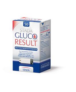 STADA Gluco Result - Blutzuckerteststreifen - 50 St