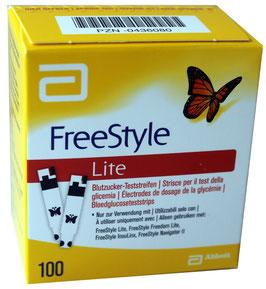 FreeStyle Lite - Blutzuckerteststreifen - 100 St