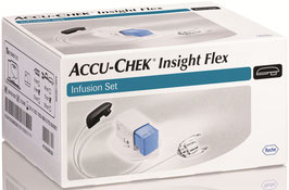 Accu-Chek Insight Flex Set 8mm/40cm