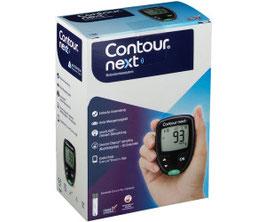 Contour Next mg/dl - Blutzuckermessgerät
